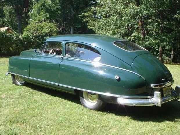 1949 Nash Ambassador Super 2dr Sedan