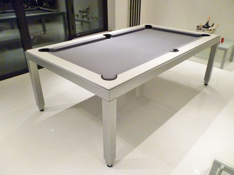Merveilleux Aramith Fusion Pool Dining Table | Home Leisure Direct | Customer  Installation