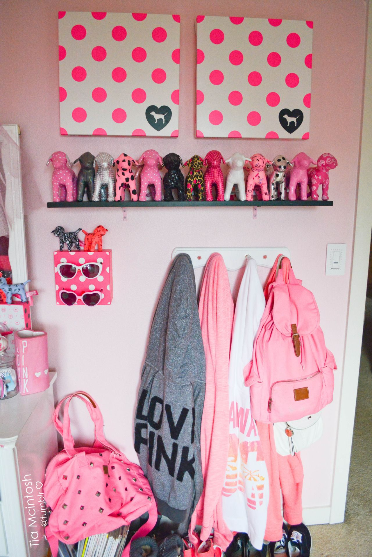 Ideas for Anna's room decor when she's a teenager, as that