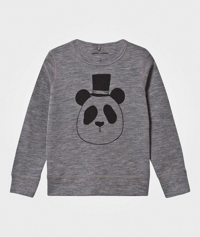 mini rodini panda tröja