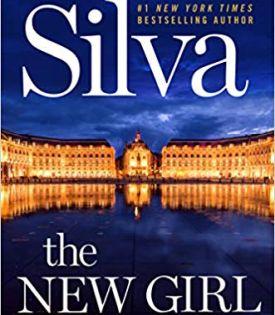 Daniel Silva Daniel silva books, Daniel silva, New girl