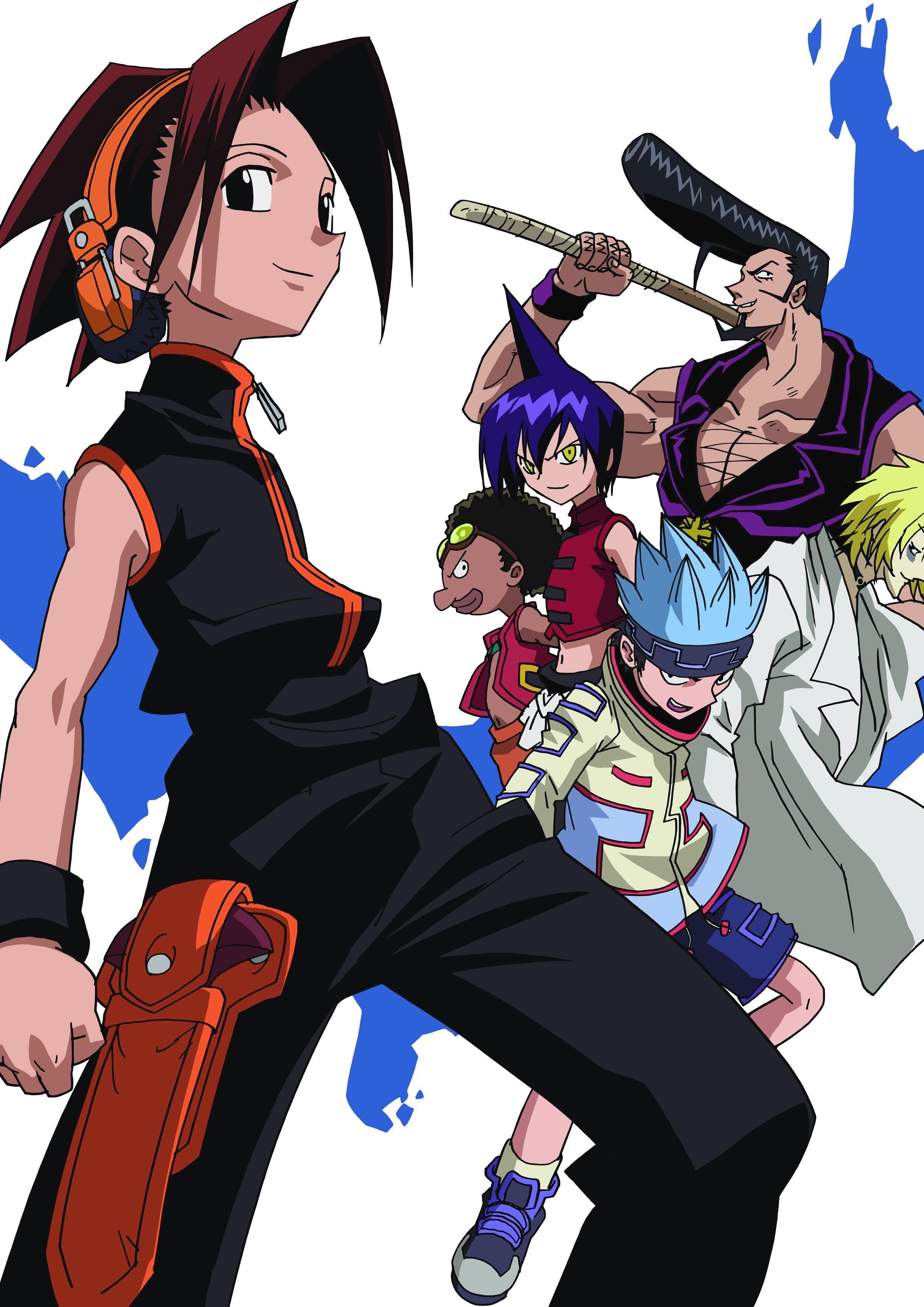 Shaman King Anime, Desenhos, Imagens engraçadas