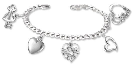 Charm Bracelet Bracelets For