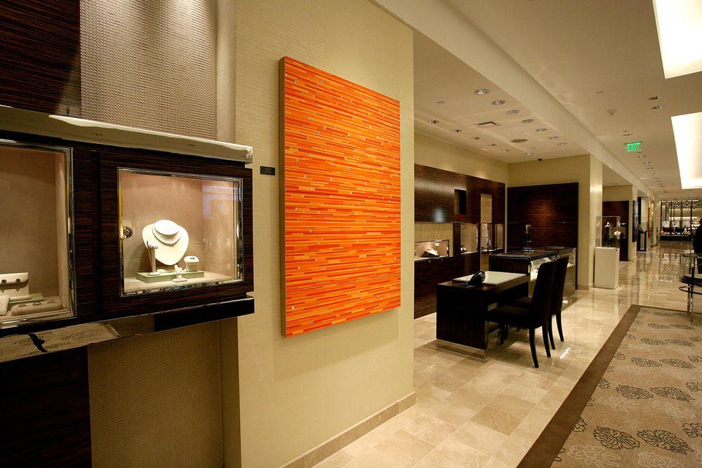 Neiman Marcus Bellevue, WA - Original commissions by Kinga ...