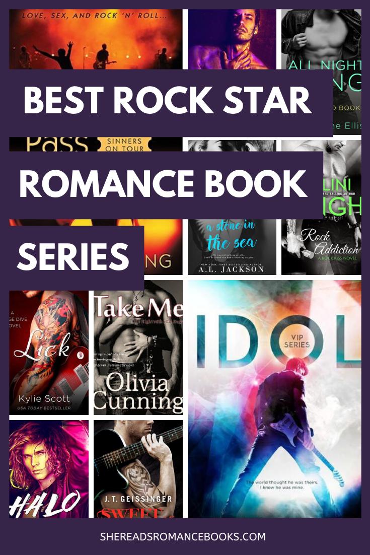 Best Rock Star Romance Book Series She Reads Romance Books Romance Books New Romance Books Good Romance Books