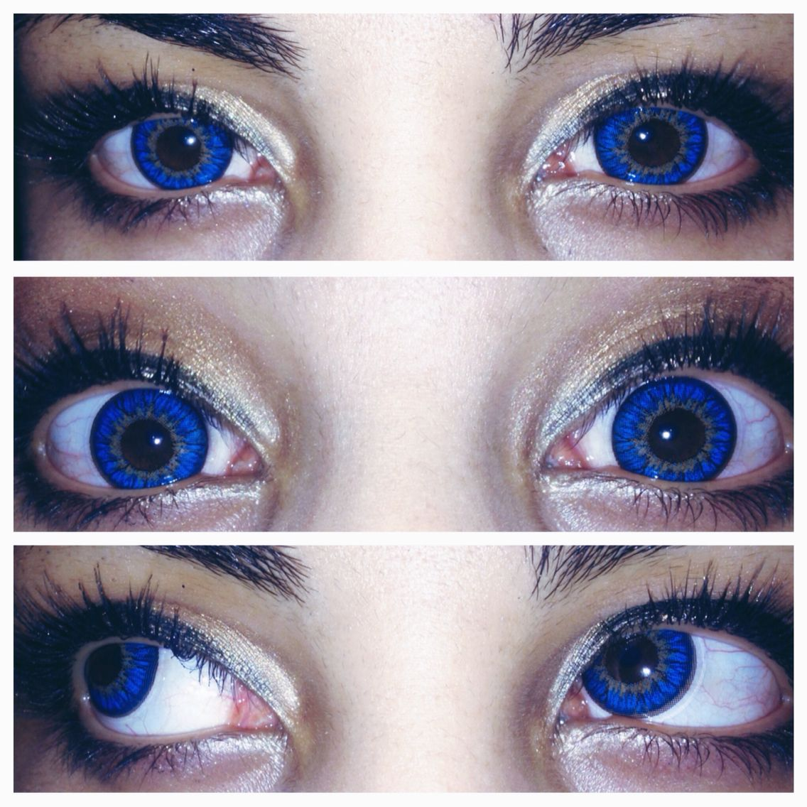 what are the different color contacts | www.topsimages