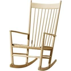 Photo of Swing chair J16 Fredericia beige, Designer Hans J. Wegner, 107x63x93 cm Fredericia