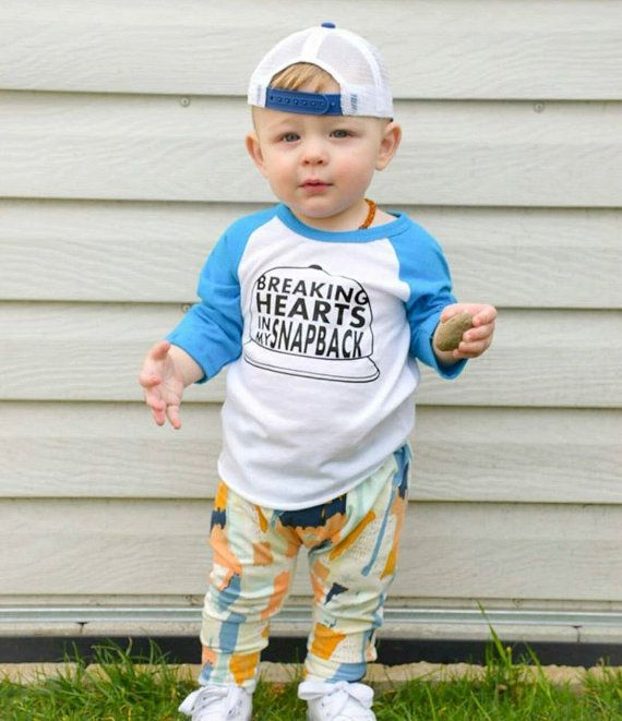 baby snapback baby boy clothes trendy baby boy by Our5loves