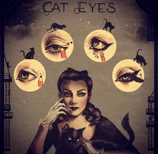 How-to cat eye