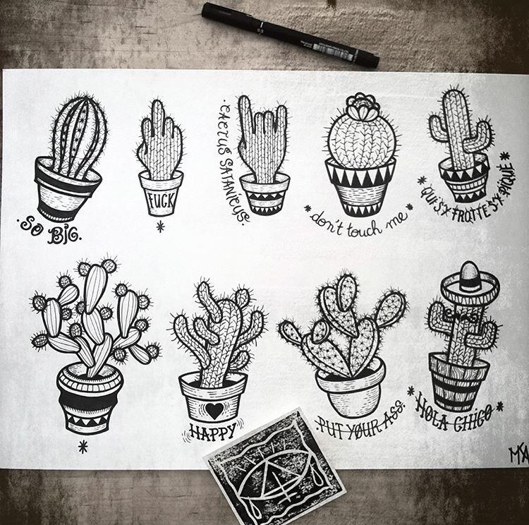 Mika Black Ink's Work <3