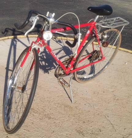 Schwinn Traveler With Headlamp Schwinn Bicycle Headlamp