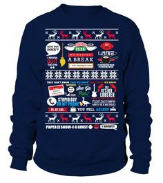 Anti Kersttrui.Image Result For Friends Tv Show Christmas Sweater I