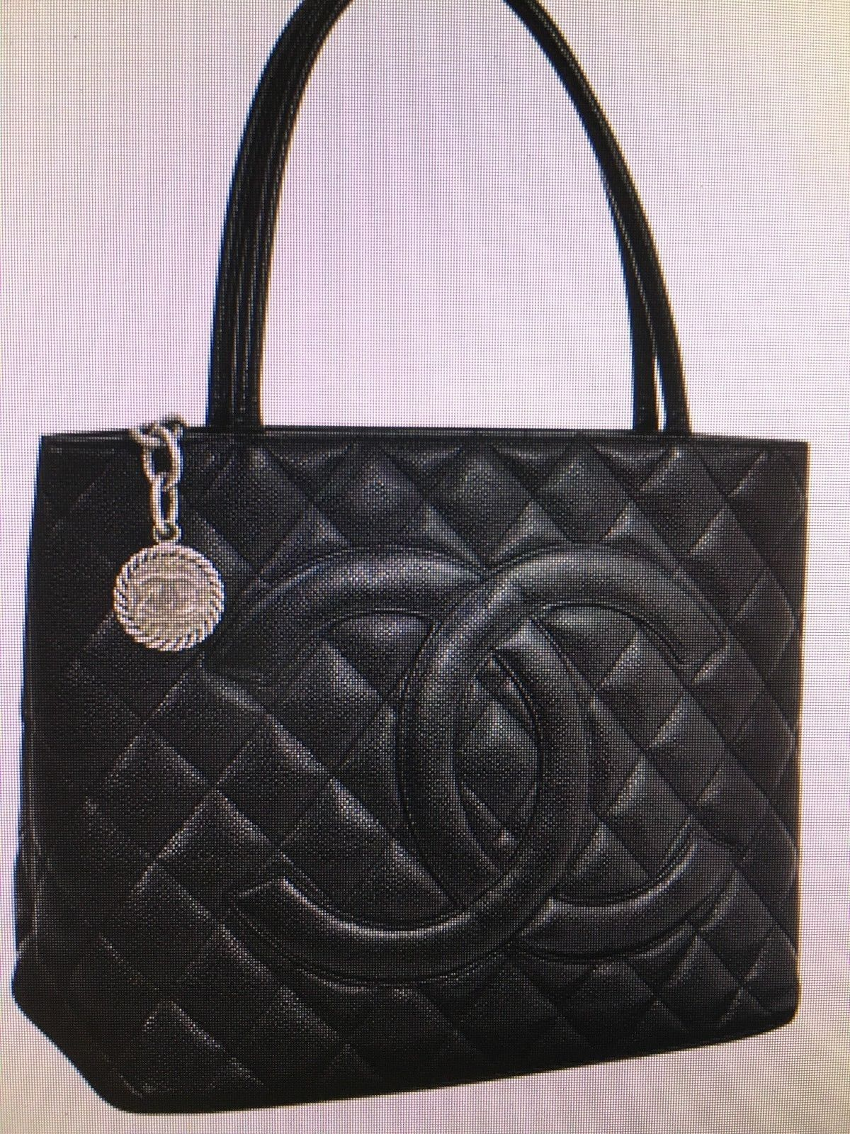 0673b2b505d4f4 Chanel Quilted Caviar Medallion Tote | Women's Handbags and Bags ...