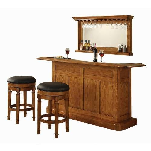 Indoor Home Bars: $1,322 #bar #furniture #home