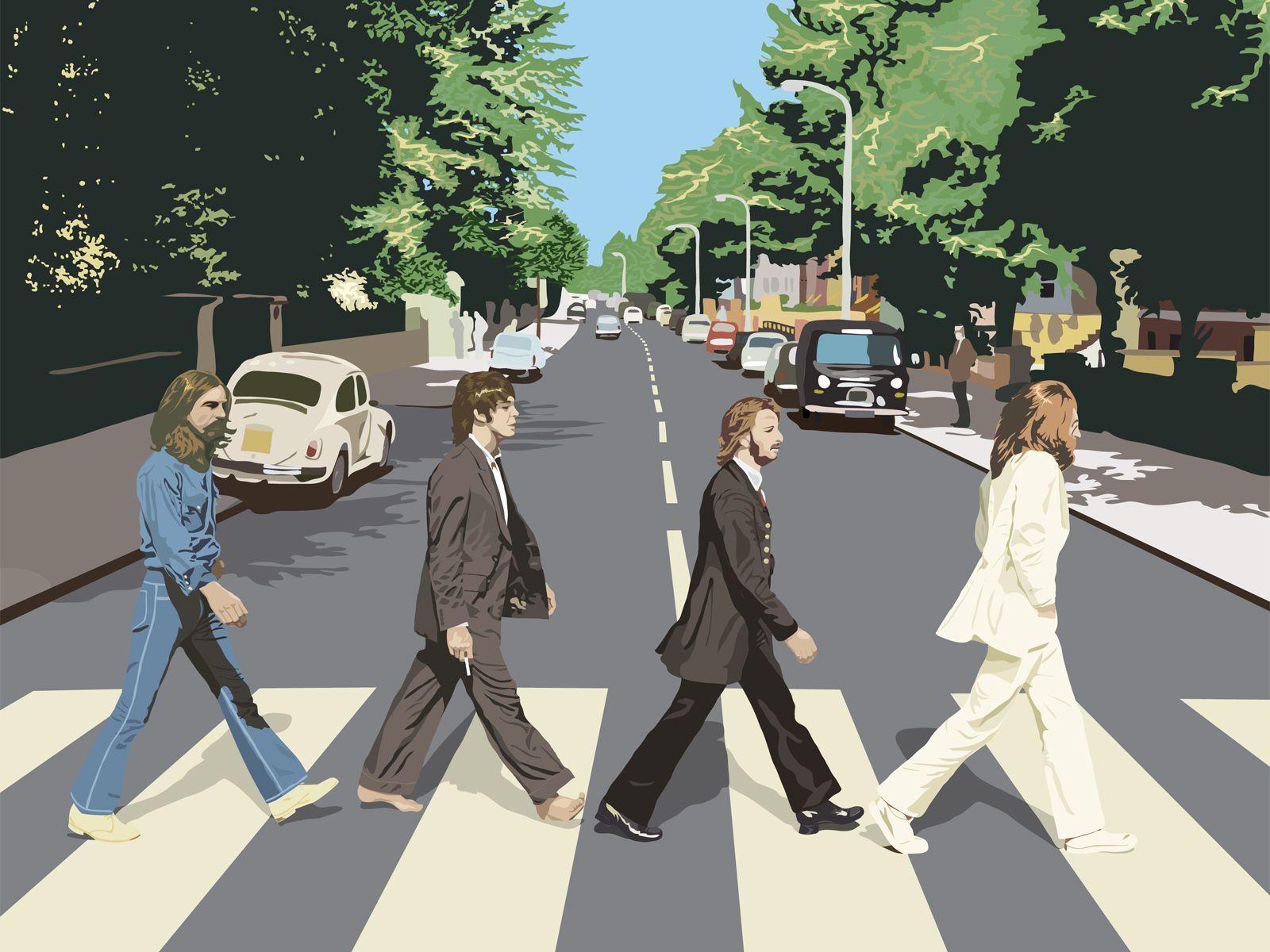 Wallpaper Blink The Beatles Wallpaper Hd 11 1600 X 1200