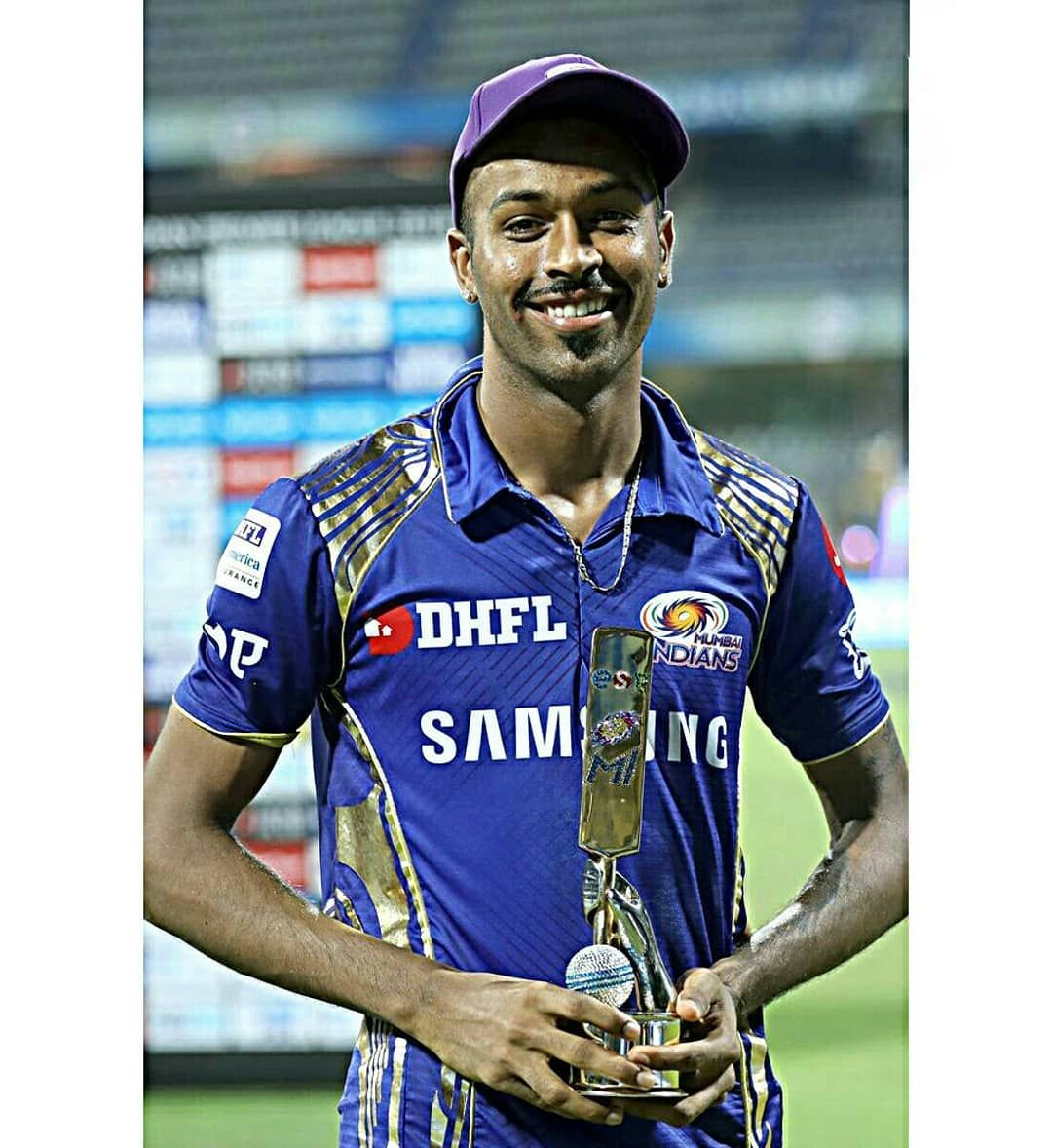 Hardik Pandya On Instagram Hardik Pandya For You Mumbai Indians Instagram Champion