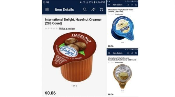 International Delight Creamers Only 6 In 2020 International