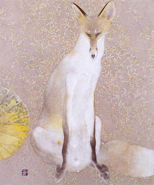 kayo yamaguchi | Takeuchi Koichi (Nihonga)