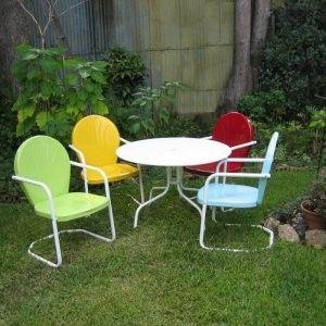 Retro Bistro Set | Retro Patio Dining Set | Shop Home | Kaboodle
