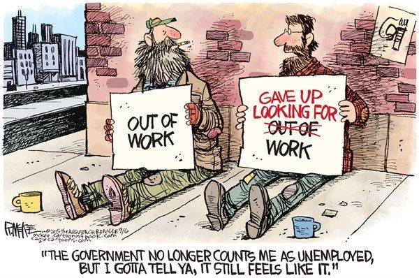 unemployment-labor-day-2015.jpg (600×398) (With images) | Today ...