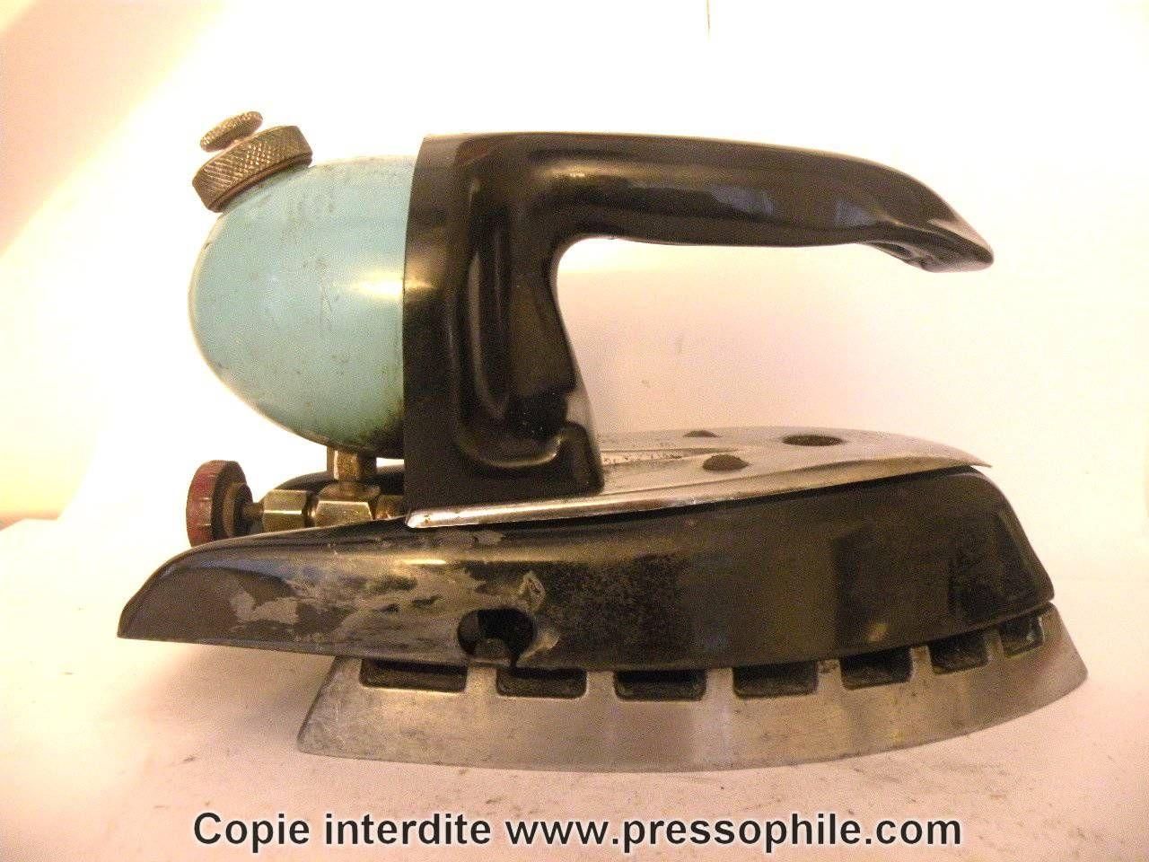fer repasser coleman 615 au k ros ne canada 1950 antique old irons pinterest iron. Black Bedroom Furniture Sets. Home Design Ideas