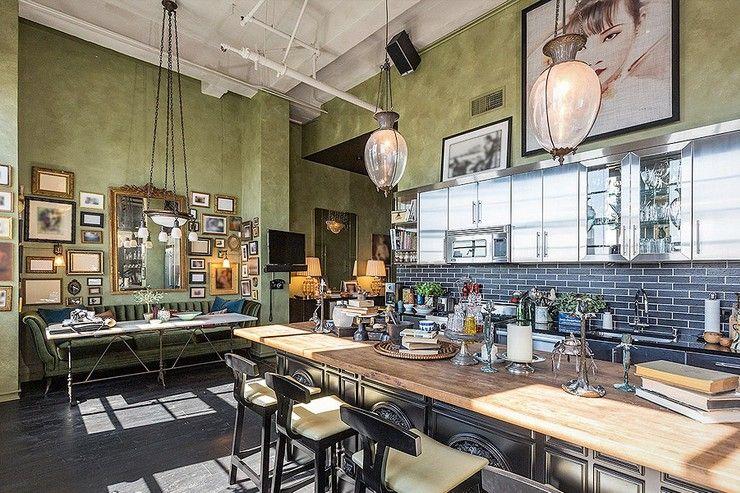 Johnny Depp\'s Penthouse Collection | Kitchen | Pinterest ...