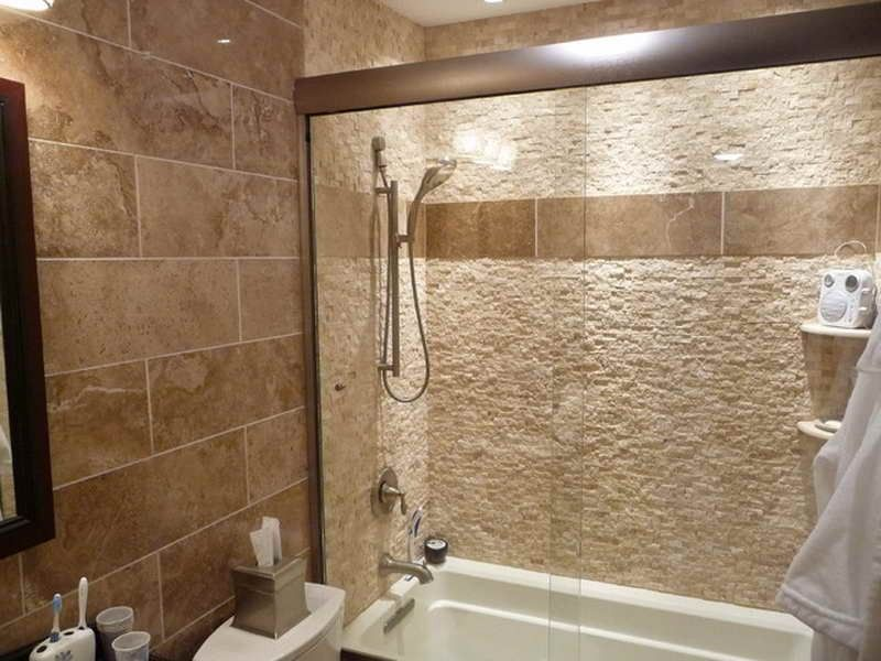 Bathroom Stone Tile Gallery | 18 Photos Of The Tips For Sealing Natural  Stone Tile Bathroom