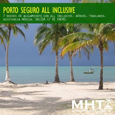#Brasil All Inclusive. Porto Seguro super oferta.