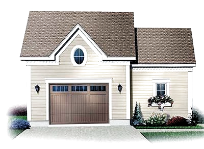 Plan 21197dr Detached Garage With Storage Space Above Detachedgarage Detached 21197dr Detached Garage Cost Detached Garage Designs Garage Plans With Loft