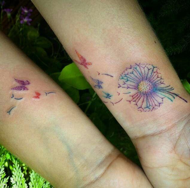 Pin By Heather Sibayan On Tattoos Dandelion Tattoo Design