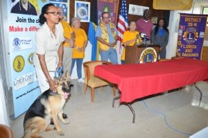 Lions Club Prepares To Train Dogs As Hearing Guides Lions From