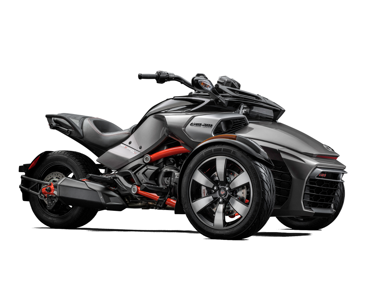Spyder f3 can am spyder us