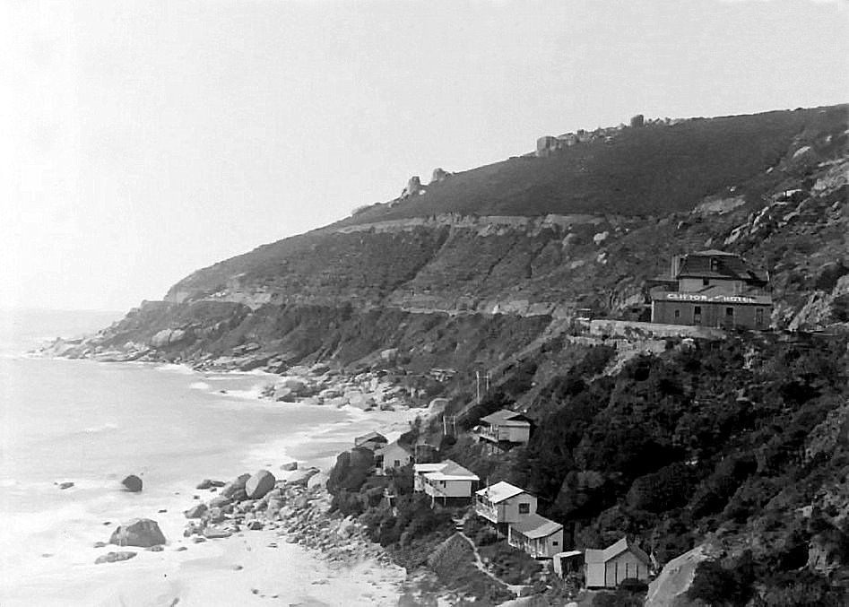 Clifton Hotel circa 1918. | Flickr - Photo Sharing!