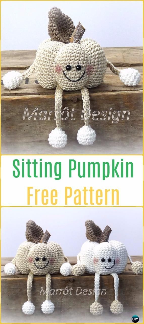 Crochet Halloween Amigurumi Free Patterns Instructions | Patrones ...