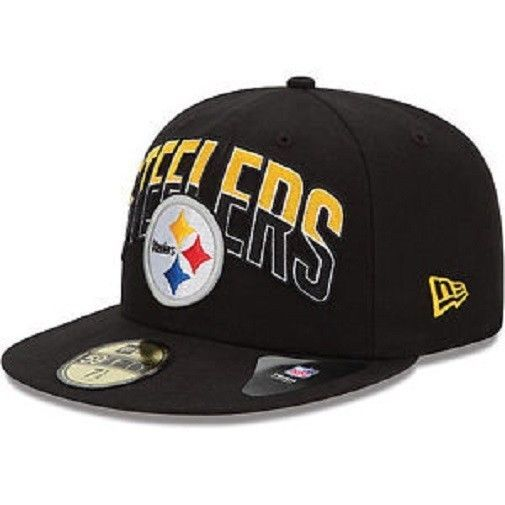 8a2a8168c Pittsburgh Steelers NFL New Era 59Fifty OnField