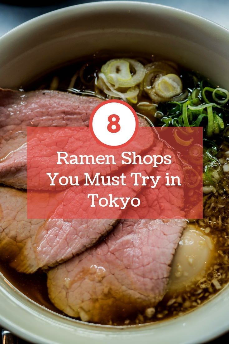 Photo of Best Ramen in Tokyo Japan – From Michelin Star to Mind Blowing