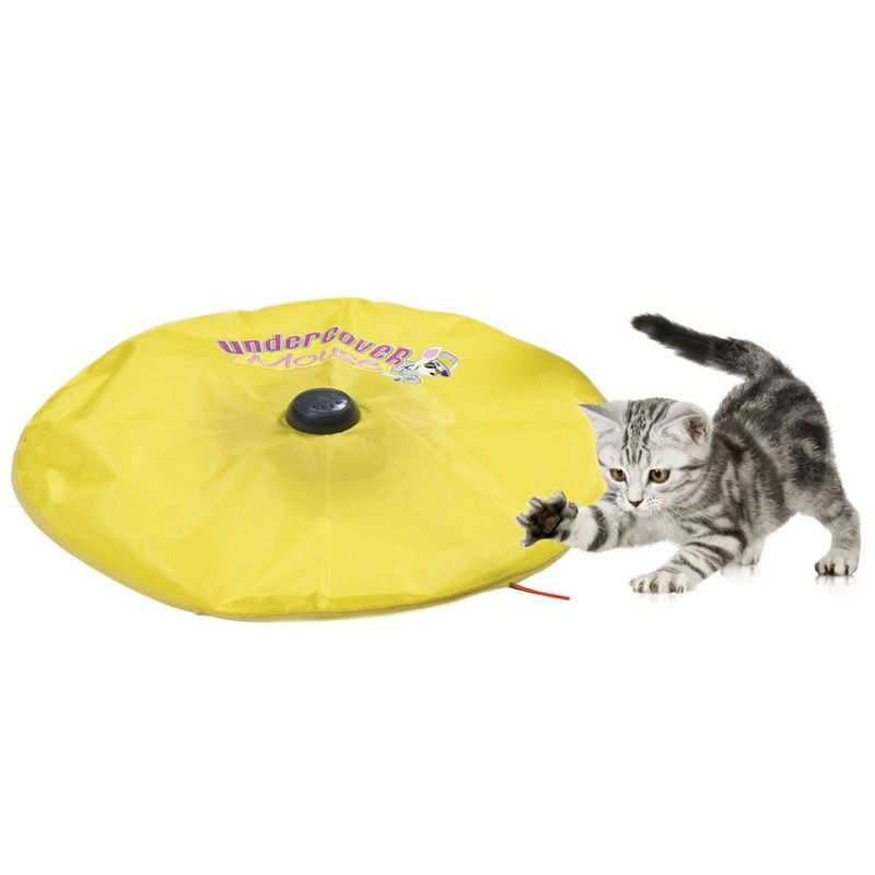Undercover Mouse Automatic Cat Toy