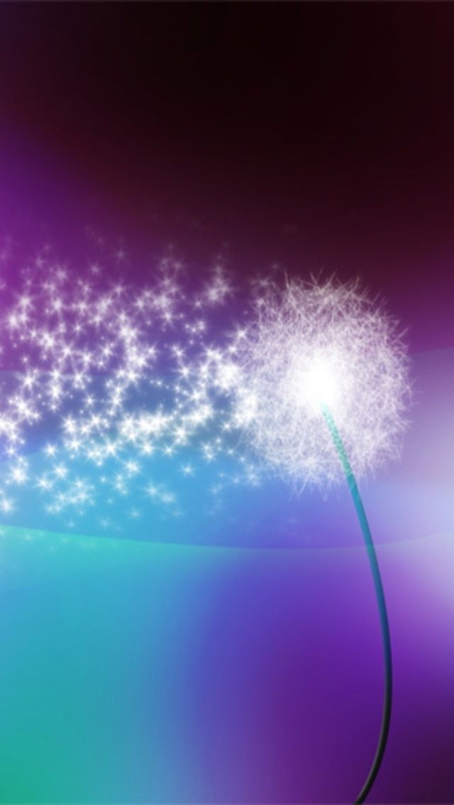 Full Hd Animated Wallpaper Iphone 6 Download Wallpapers Android Dandelion Art Dandelion Background