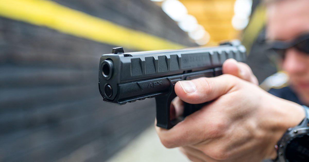 25 Trigger Pulls to Become a Better Shooter (Handgun ...