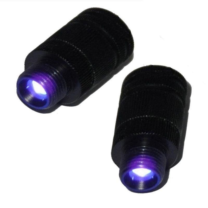 Archery Bow Sight Light LED Light fit 3//8-32 Thread for Fiber Optic Bow Sights