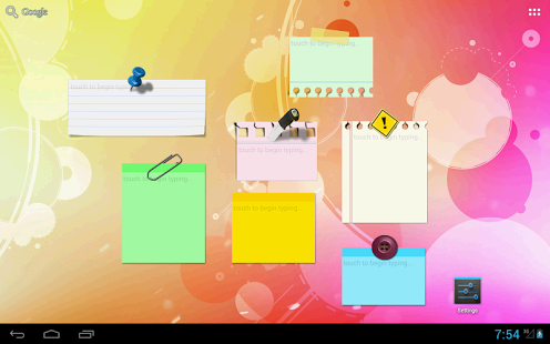 Sticky Notes + Widget Best notepad, App, Android apps