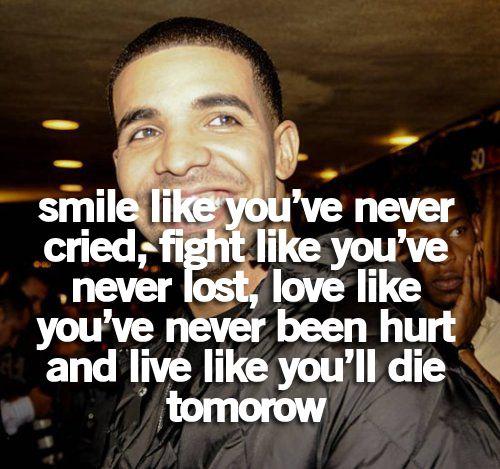Drake Picture Quotes Tumblr Drake Quotes Tumblr Cute Pic