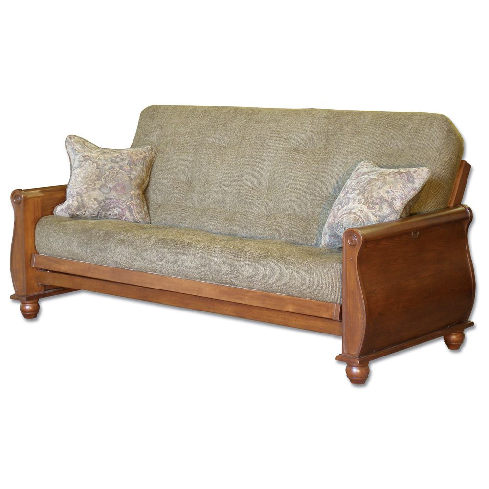 futons ikea | Bordeaux Futon With Genovesi TDC mattress. Company ...