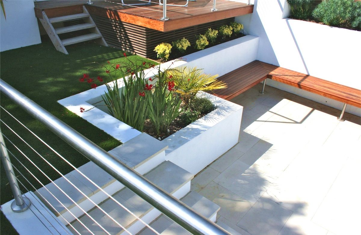 Garden Ideas Decking And Paving all gallery | green rooms | uterom | pinterest | tiered garden