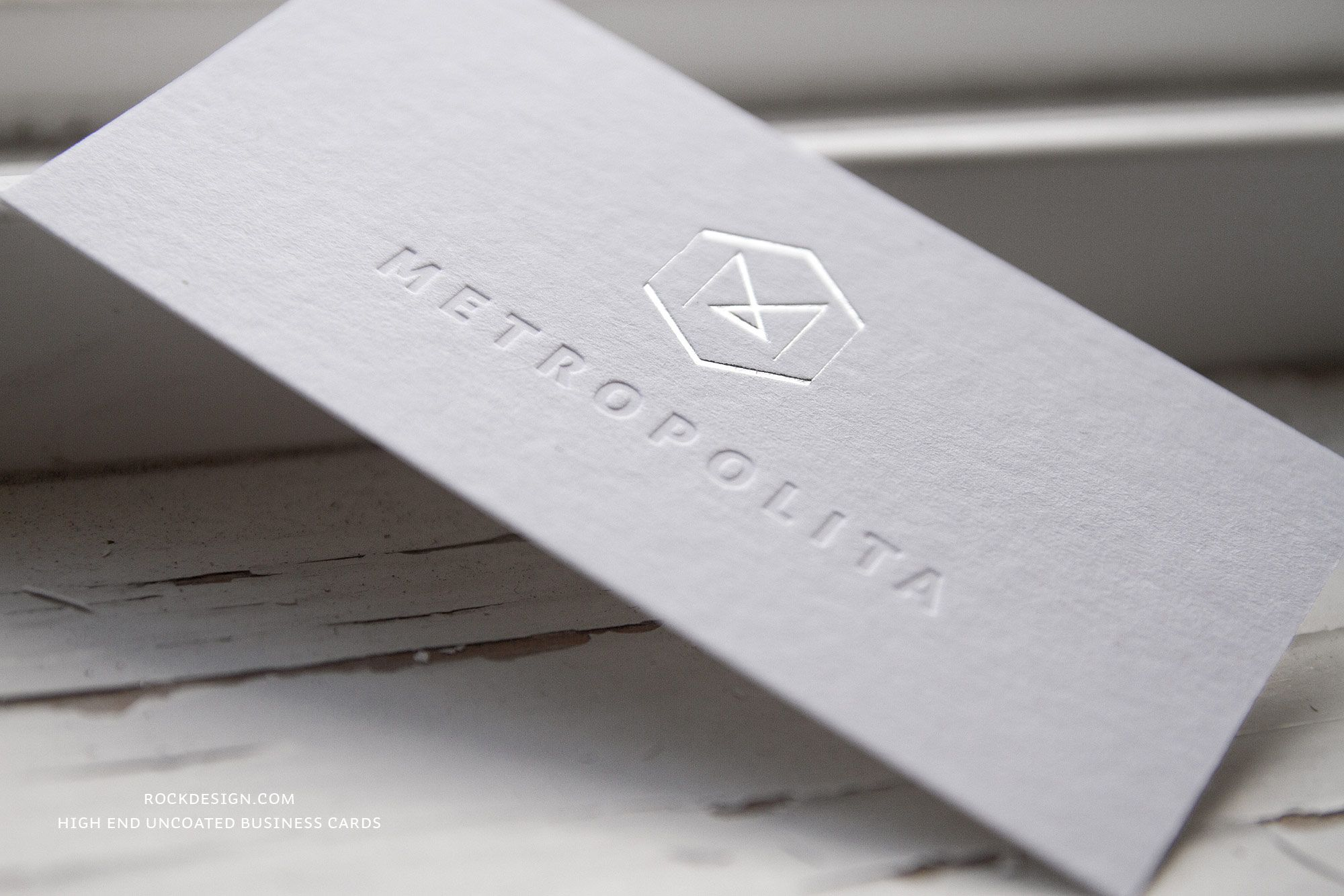 Uncoated stock uncoated stock is stock which has no for Unc business cards