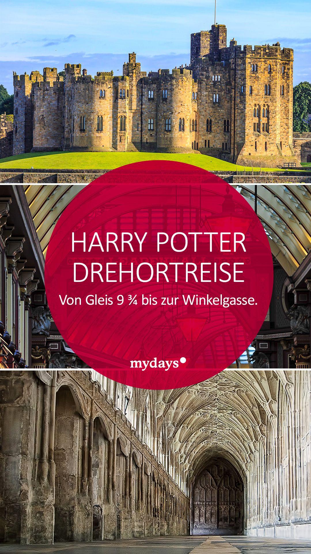 Harry Potter Drehort Tour Von Gleis 9 Zur Winkelgasse Reisen Ausflug Reise Inspiration