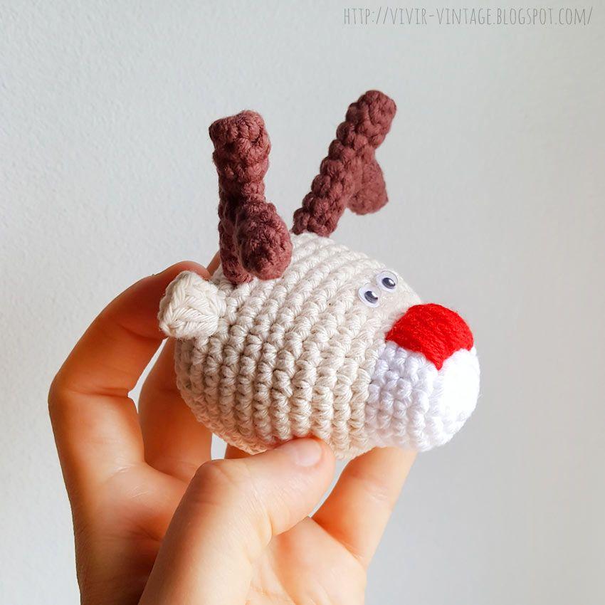 PDF - Mini Unicorn Crochet Pattern, Unicorn Amigurumi, Amigurumi ... | 850x850