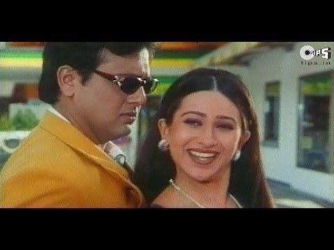Sona Kitna Sona Hai Hero No 1 Popular Hit Song Govinda Karisma Kapoor Bollywood Songs Karisma Kapoor Hero Movie