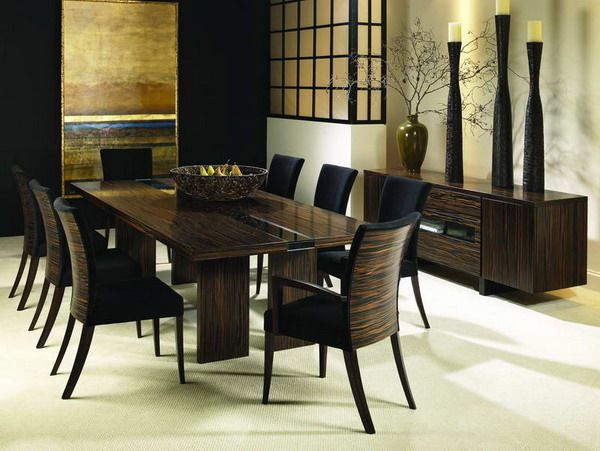 Delightful The Modern Dining Room Table Will Be Such A Good Idea For You Who Want To
