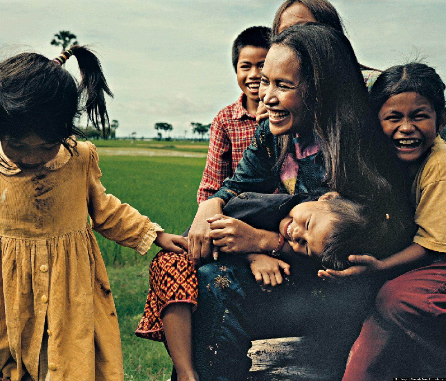 Cambodian village has disturbing reputation for child sex slavery